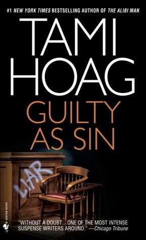 Guilty As Sin A Novel Tami Hoag Connected Book Novels