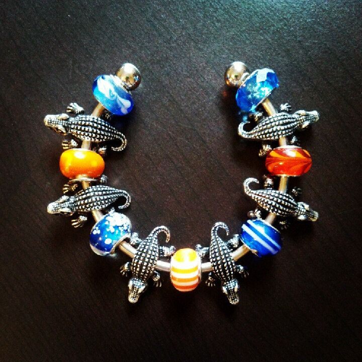 pandora charms florida gators