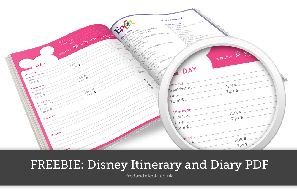Disney Dining Plan Pdf