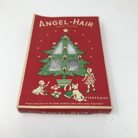 Angel Hair Decoration For Christmas Tree Valoblogi Com