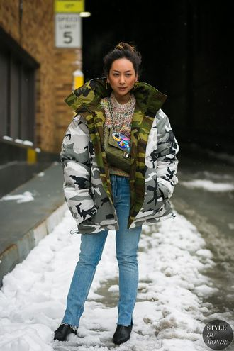 Are camo jackets in style 2017