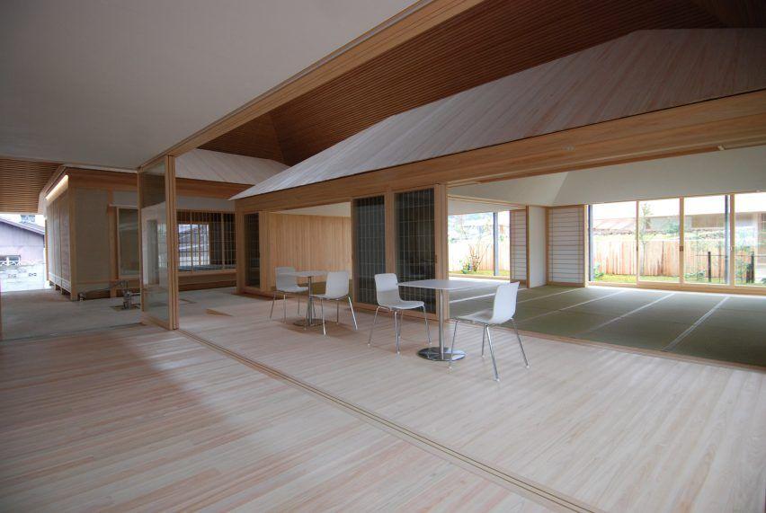 Hiroshi Sambuichi Creates Sculptural Roofs Over Naoshima