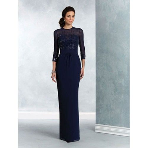 Alfred Angelo Mother Of The Bride Dress 9065 (With Images