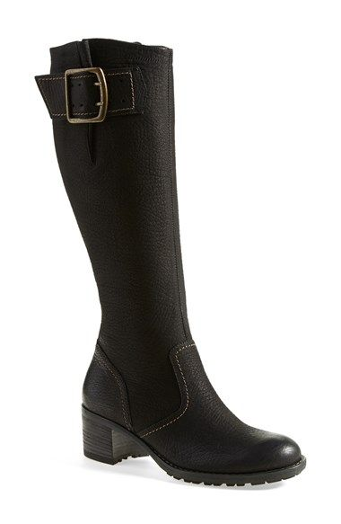 1c682f518631 Free shipping and returns on Paul Green  Arianne  Knee High Boot (Women) at  Nordstrom.com. An oversized buckle perfects the fit of a soft leather knee- high ...
