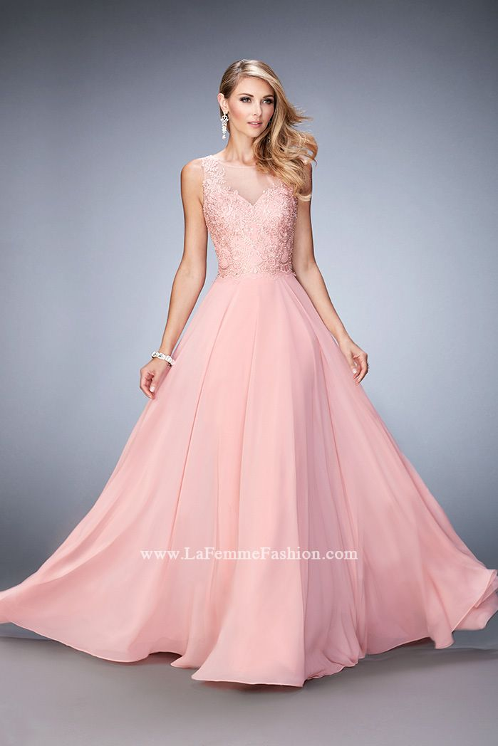 Look red-carpet-ready in Gigi Prom Style 22824 available at ...