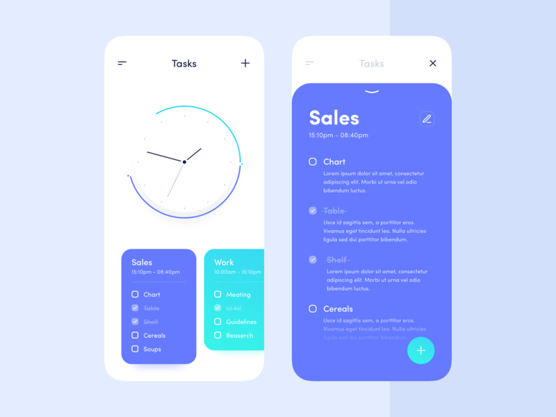 Tasks App Web App Design Banking App App Design
