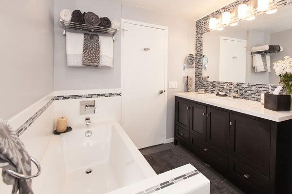 Los Angeles Bathroom Remodeling Design Contractor One Week Bath Modern Bathroom Modern Bathroom Remodel Modern Bathroom Renovations