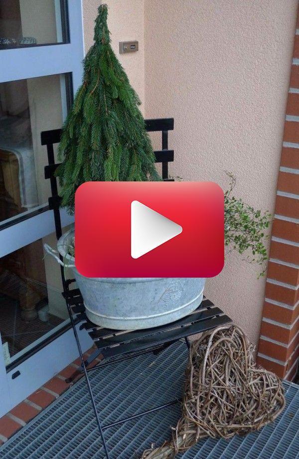 Weihnachtsdeko Hauseingang breitet festliche Stimmung aus - 44 Outdoor Dekoideen #dekorationh...