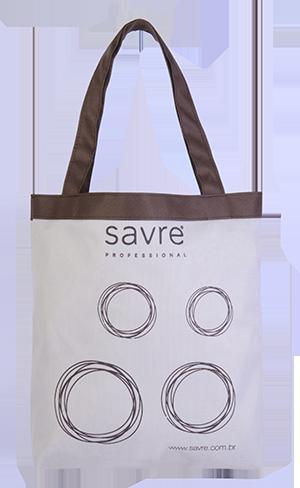 Sacola Circles - Adquira já sua linda sacola SAVRE!!! Entre em contato com um representante SAVRE PROFESSIONAL