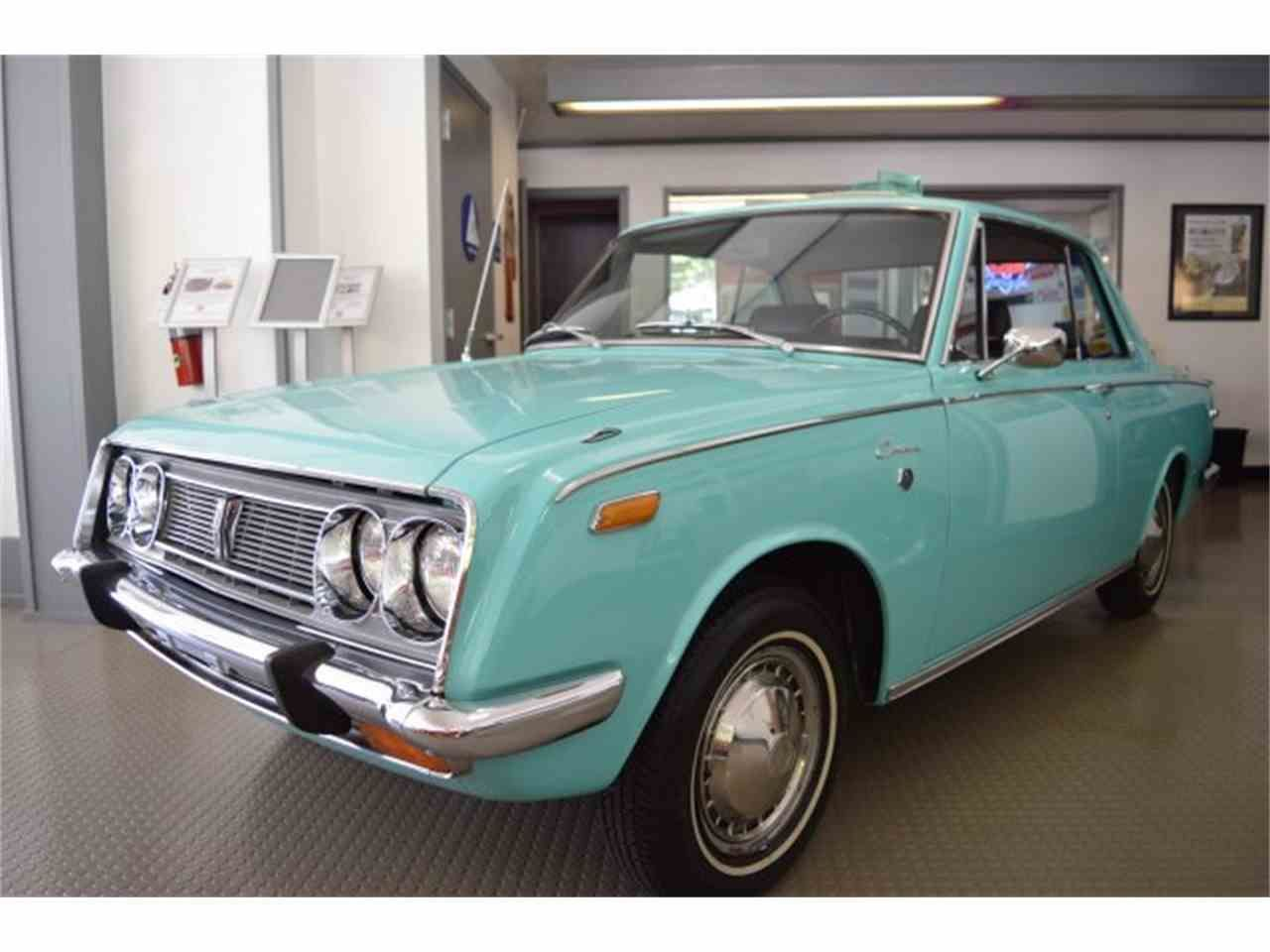 1969 Toyota Corona for sale | Listing ID: CC-1030753 | ClassicCars ...
