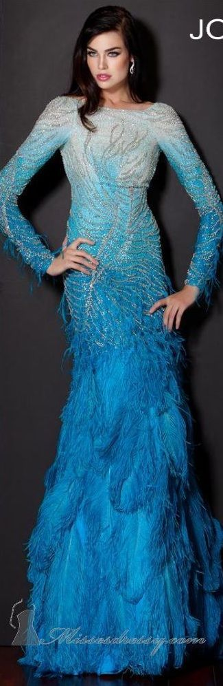 Jovani couture/special session ~ ✮✮ Please feel free to repin ♥ღ www.fashionandclothingblog.com