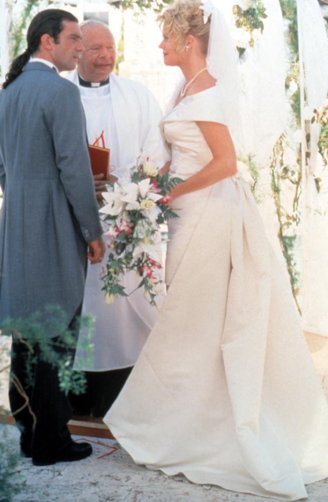 Two Much Antonio Banderas Allan Rich Melanie Griffith 1995 C