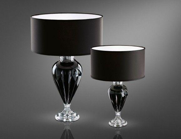 Nella Vetrina Italamp Lenoir 8055 Lp Swarovski Crystal Table Lamp