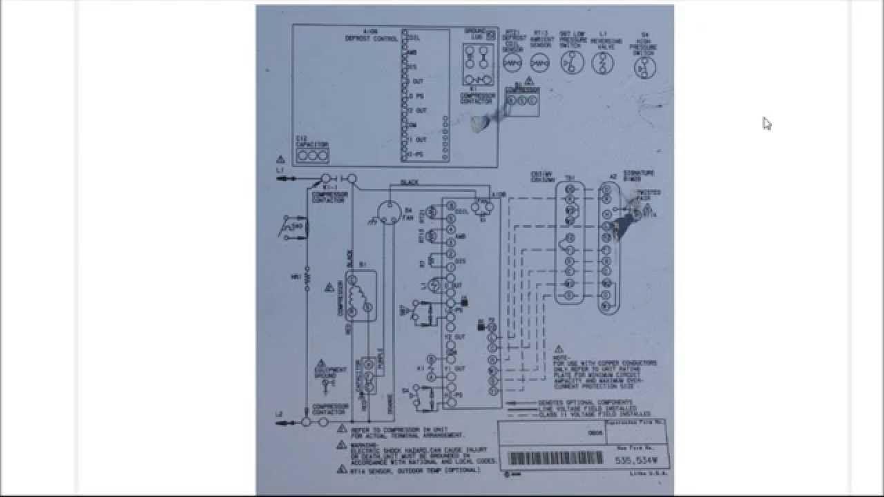 Hvac Training Ladder Diagrams Hvac Training Hvac Diagram