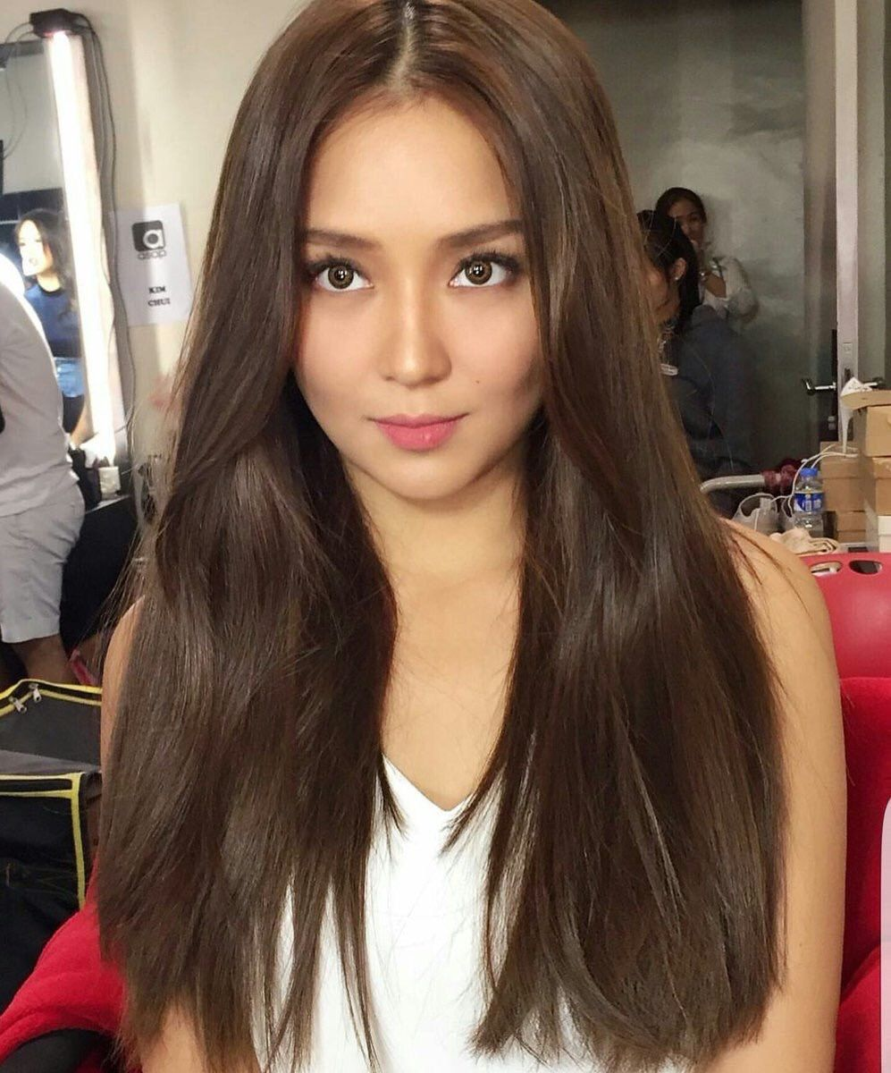Kathrynbernardo Kathniel Hair Color For Morena Korean Hair