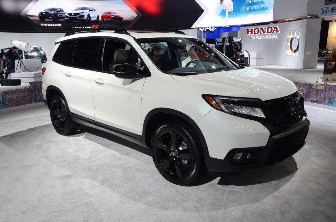 6 Image 2020 Honda Passport Reviews In 2020 Honda Passport Honda Honda Pilot