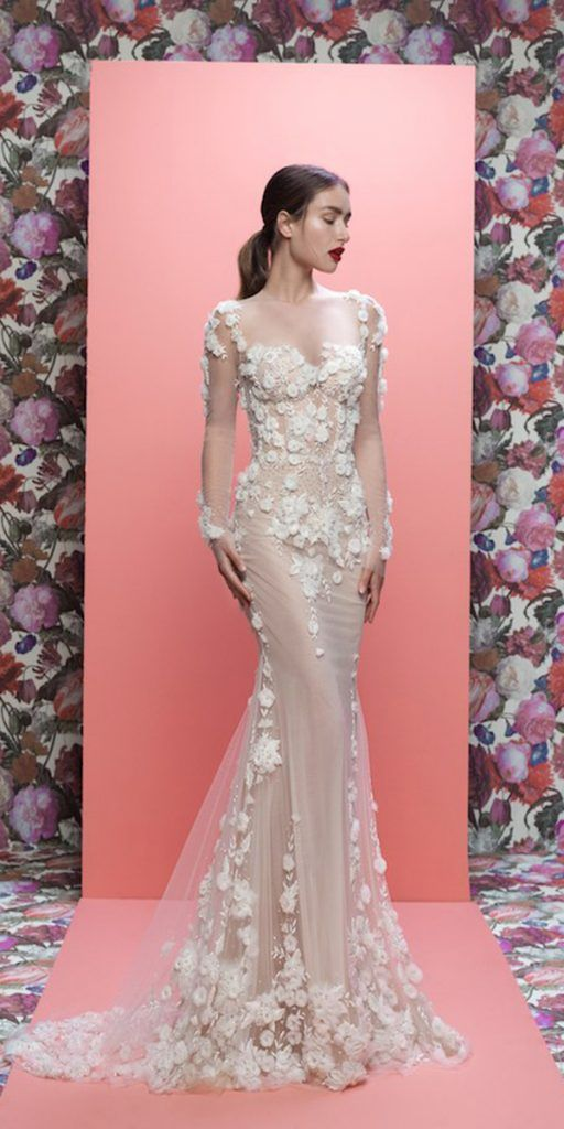 d57062176cc4 30 Wedding Dresses 2019 — Trends & Top Designers | Wedding DRESSES |  Pinterest | Galia lahav, Wedding dress and Romona keveza