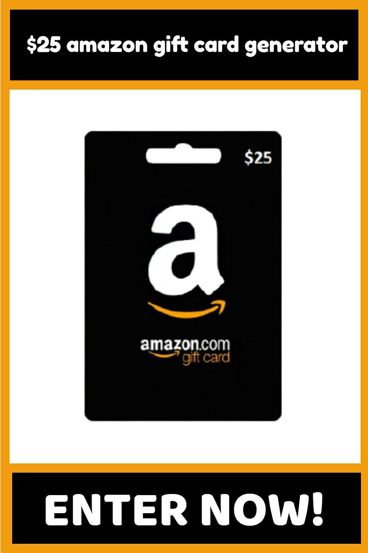 amazon gift card code generator india 2021