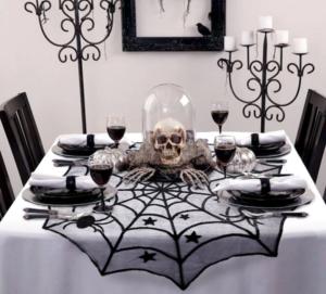 топ товары на хэллоуин алиэкспресс 2019 Halloween Table Decorations Halloween Kitchen Halloween Table