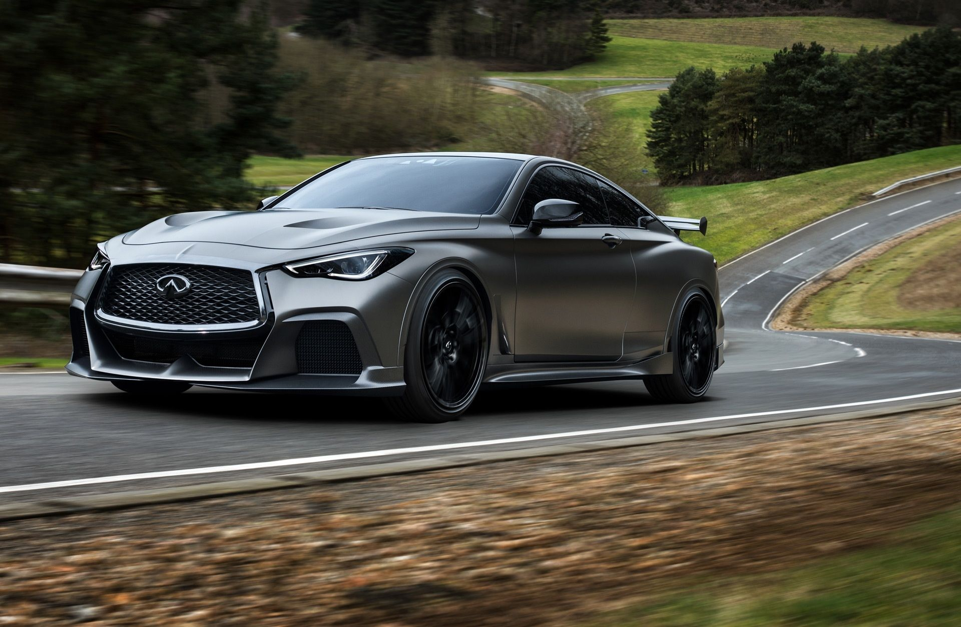 2021 infiniti q60 coupe  car wallpaper