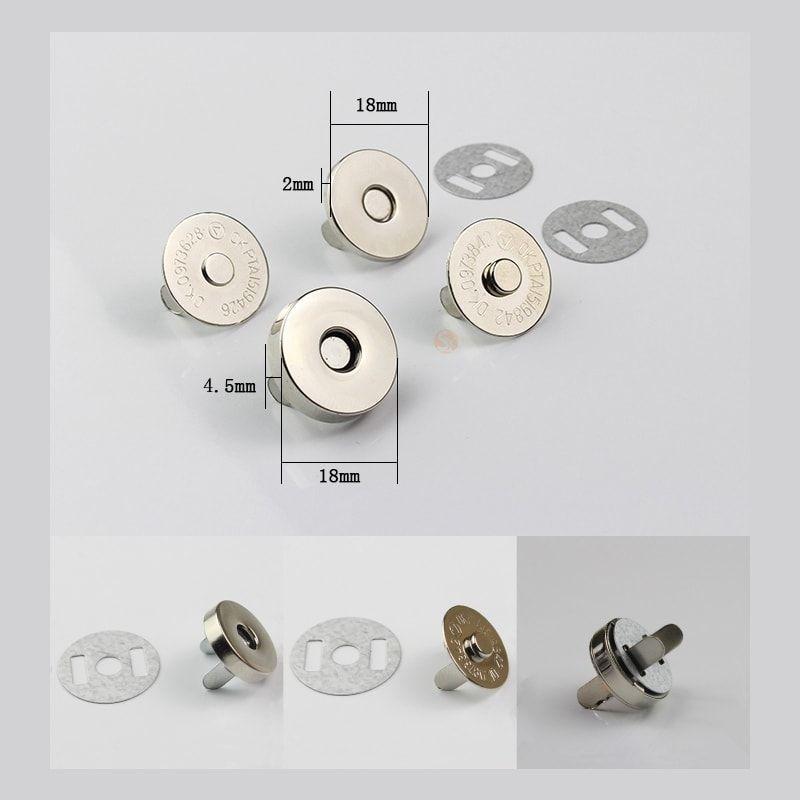 f6386f2fe631 μαγνητικα κουμπια , πως τοποθετουνται σε διαφορα εργα, τσαντες, πορτοφολια,  ρουχα κ.