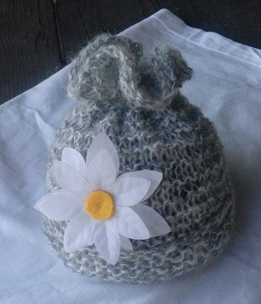 Cappellini   Berretti - cappello sciarpa anello bambina - un prodotto unico  di bandullera su DaWanda e2b84dbedf00