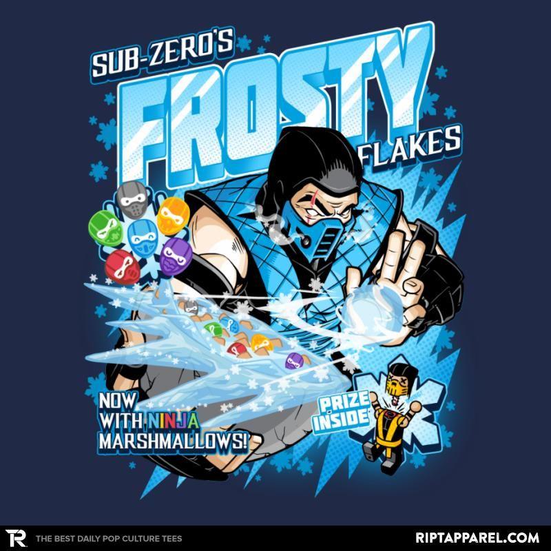mortal kombat frosty