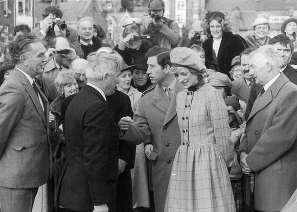 Memories Of Diana - Visiting Barmouth, Wales in 1982
