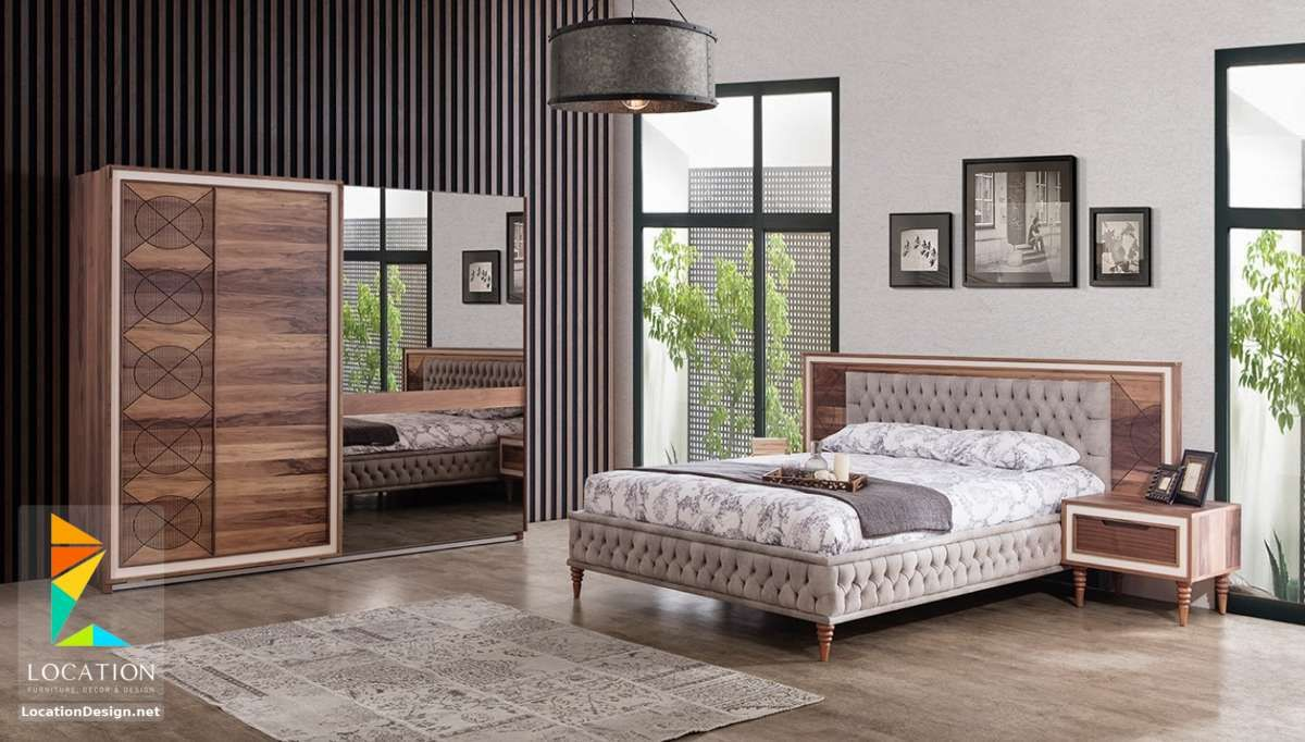 ديكورات غرف النوم الرئيسية 2019 2020 Master Bedroom لوكشين ديزين نت Home Furniture Room