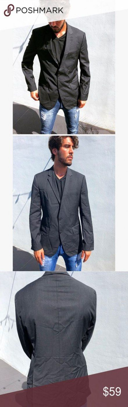 43 Trendy Sport Men Clothes Blazers Mens blazer black