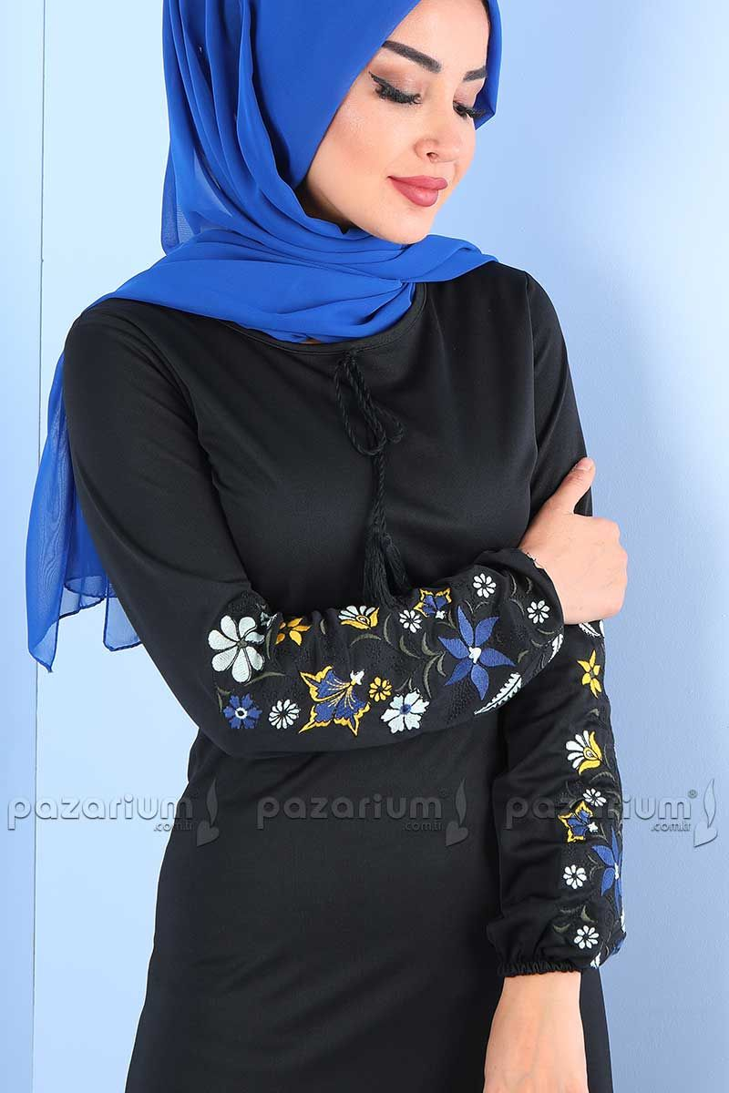 Pazarium Com Tr Adli Kullanicinin Tesettur Elbise Modelleri Panosundaki Pin Moda Stilleri Elbise Modelleri Elbise