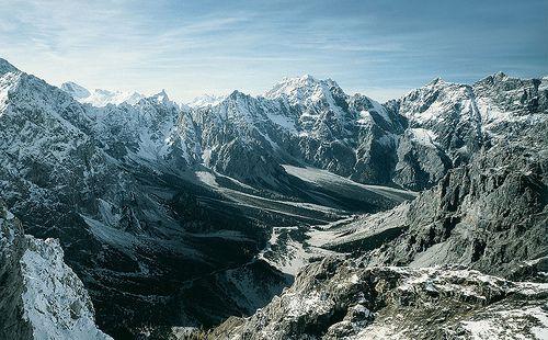 Wimbachgries im Nationalpark Berchtesgaden