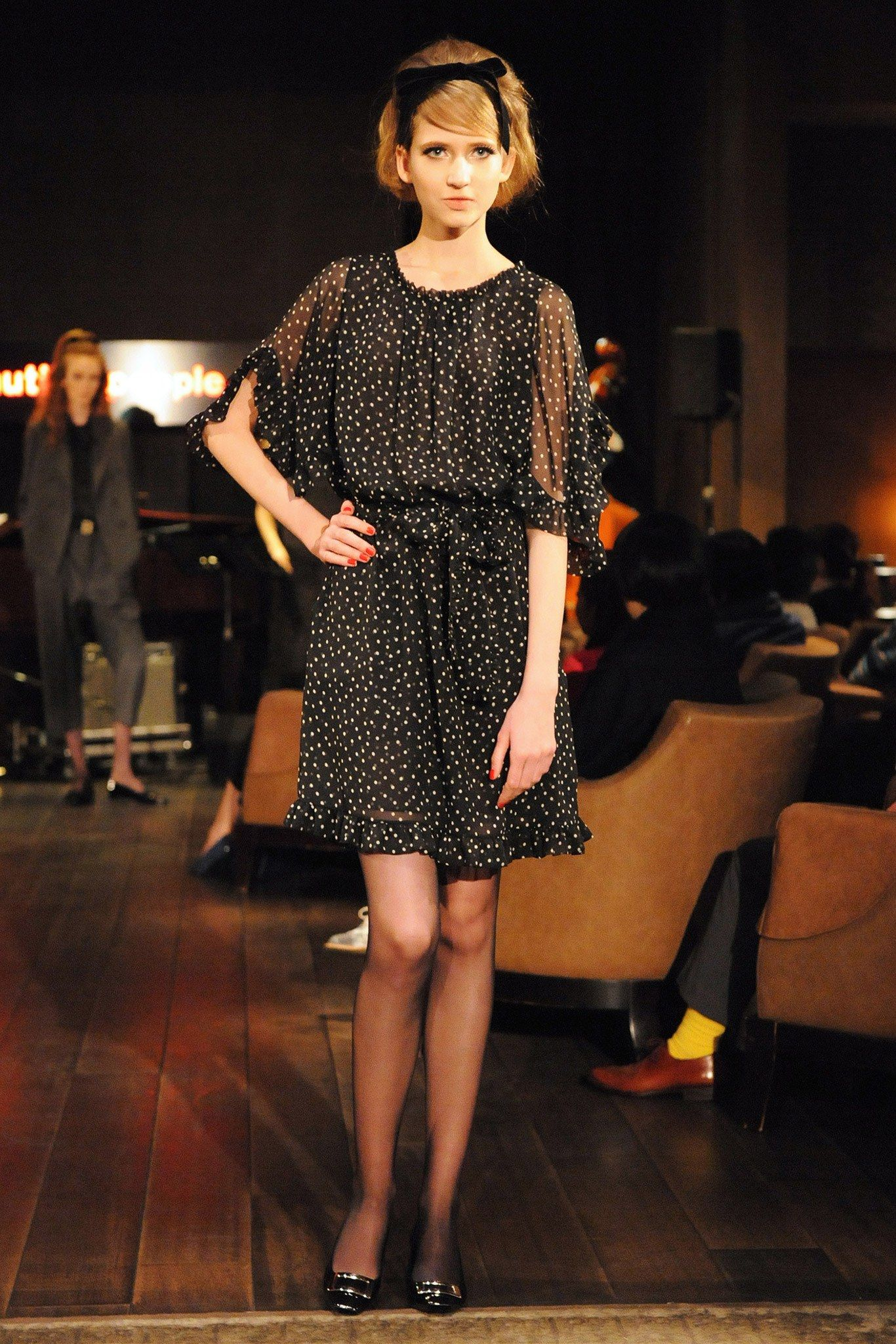 Beautiful People Fall 2013 Ready-to-Wear Collection Photos - Vogue