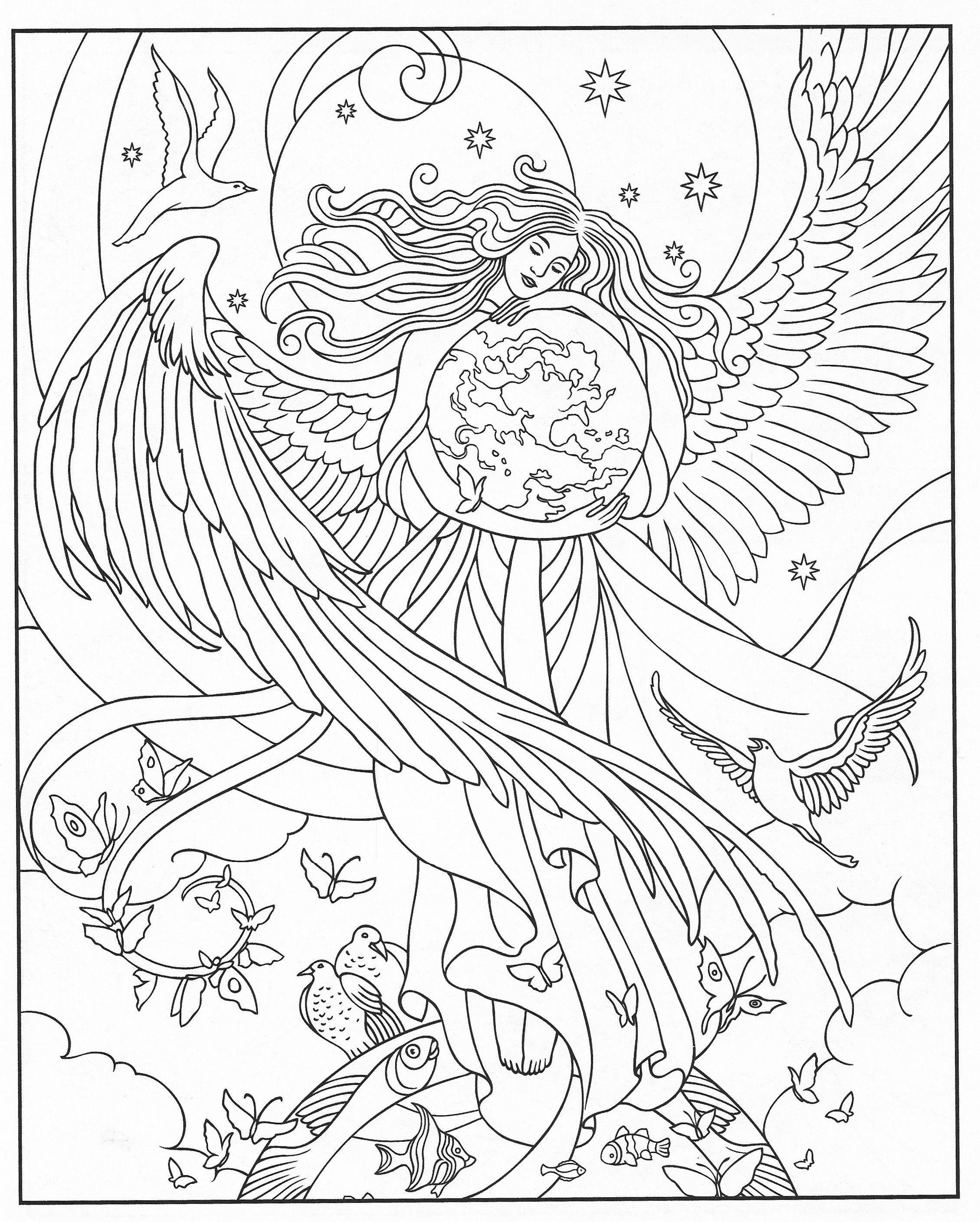 Pin de Val Wilson en Coloring pages | Pinterest | Brujas, Negro y Blanco