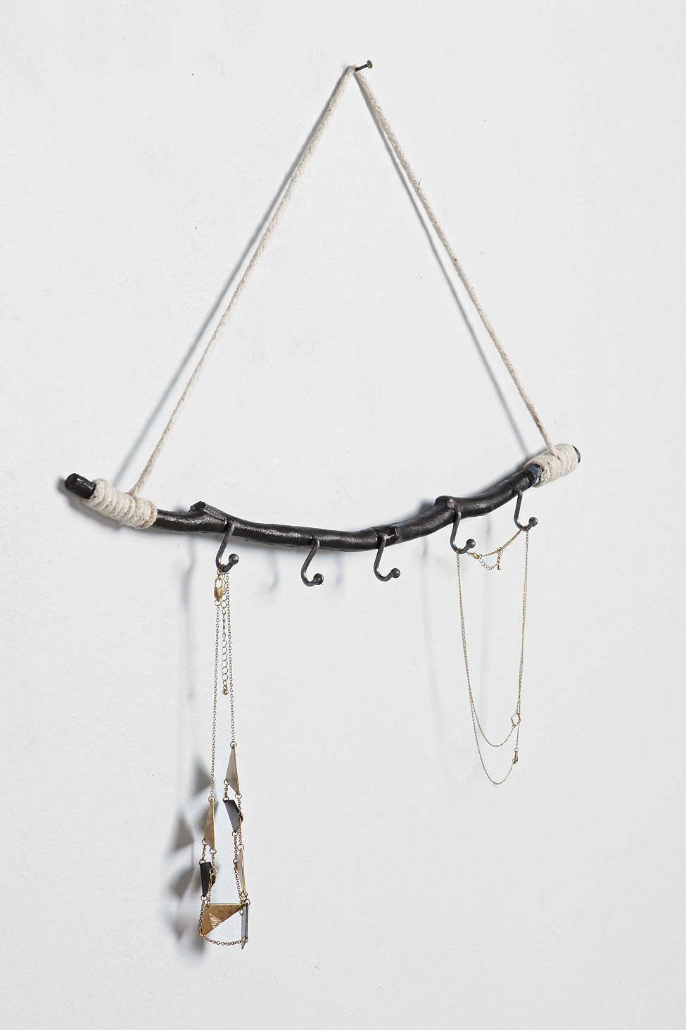Magical Thinking Hanging Branch Jewelry Stand Urban Outfitters