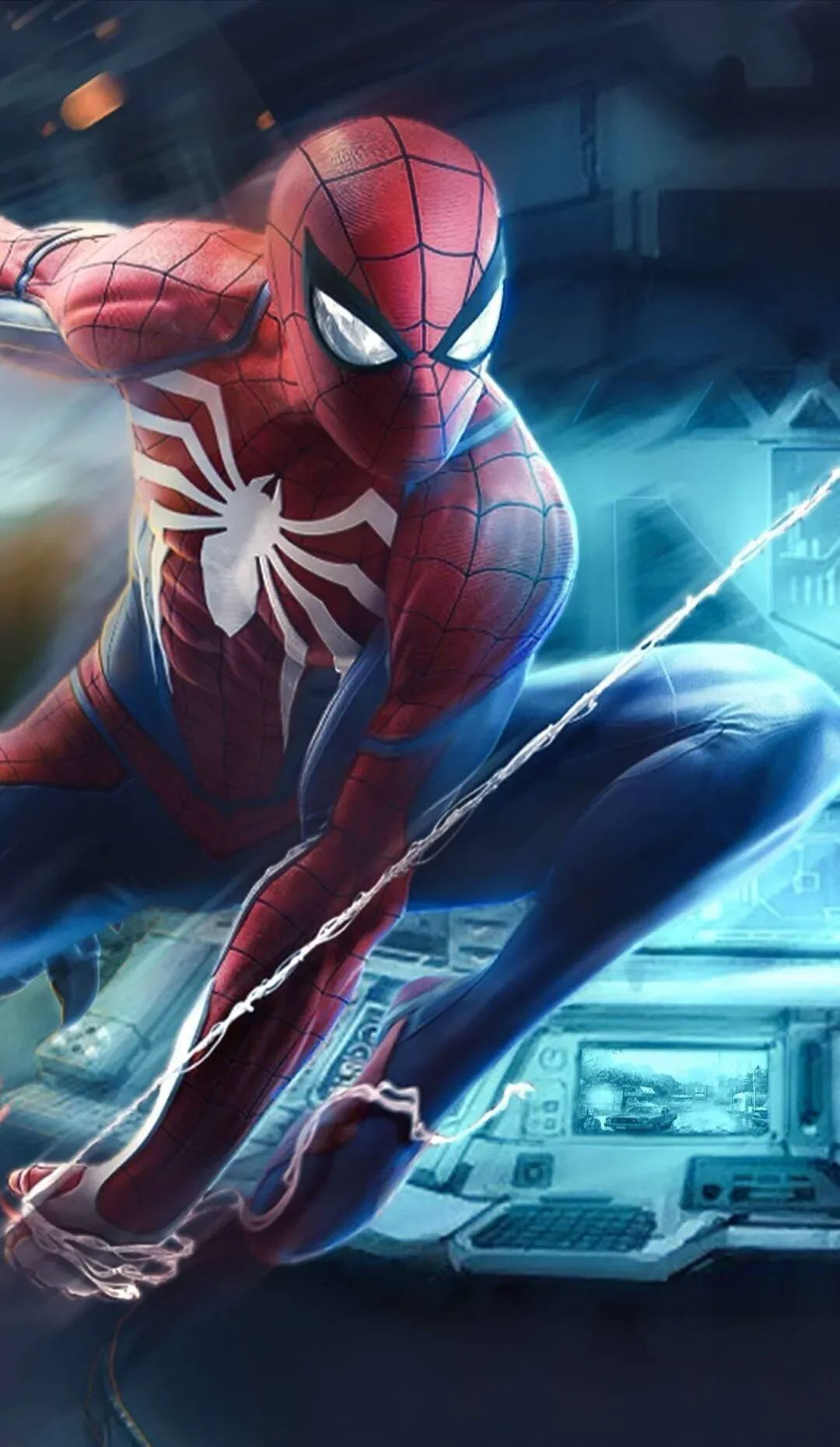 Spiderman Hd Wallpaper For Android พ นหล ง