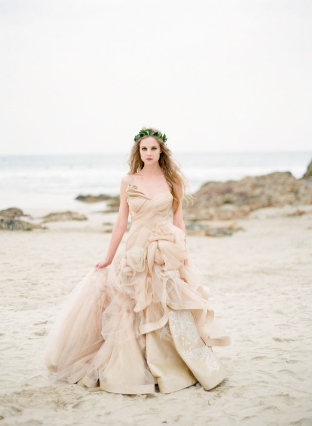 Stunning Sea Life Inspired Bespoke Wedding Dresses Gorgeous Pinterest And Gowns