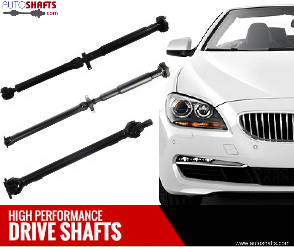 DRIVE SHAFT ASSEMBLY FOR BMW  #autoshafts #cars