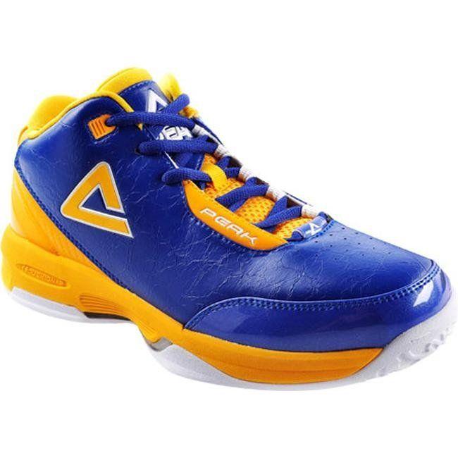 Peak Men s Kyle Lowry Basketball Shoe Navy (Blue) (us men s 8.5 (mns 8.5) m  (medium)) (microfiber 1b2dcf61e94