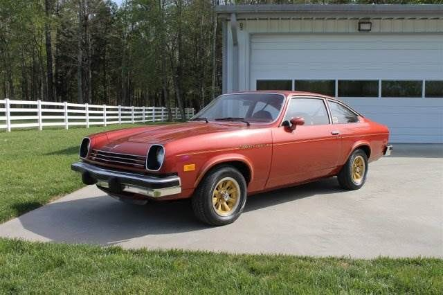 1976 Chevrolet Cosworth Vega Base For Auction In Nc 1v7706u196396