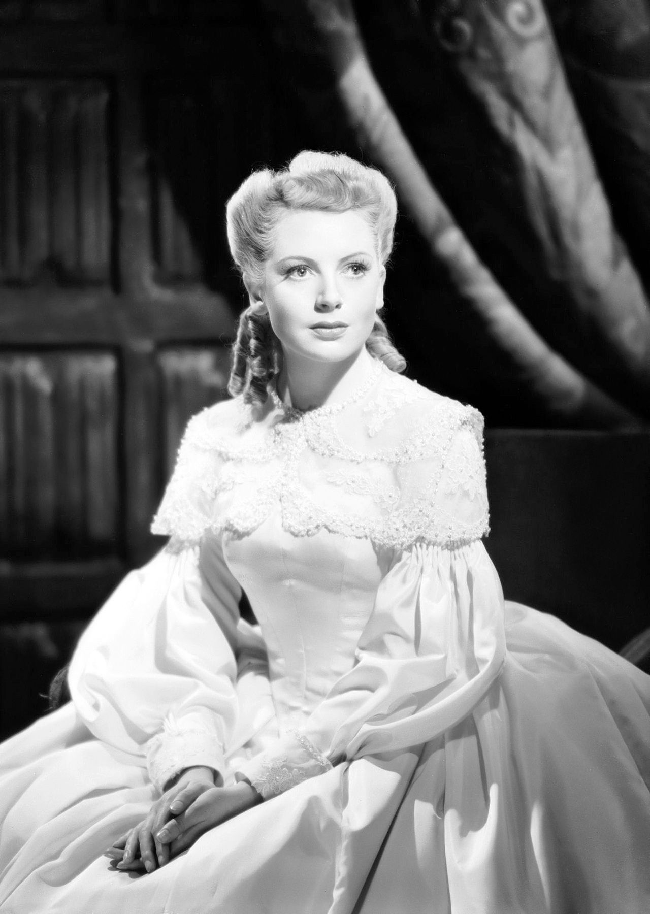Famous People That Start With D for deborah kerr (courageous mr. penn, the) | cinema -actrices d'hier