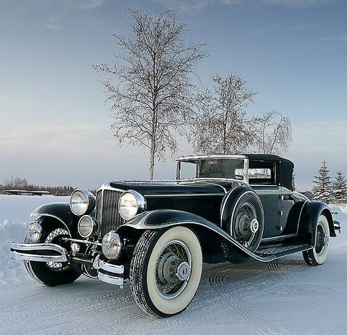 1931 Cord Model L29 Cabriolet