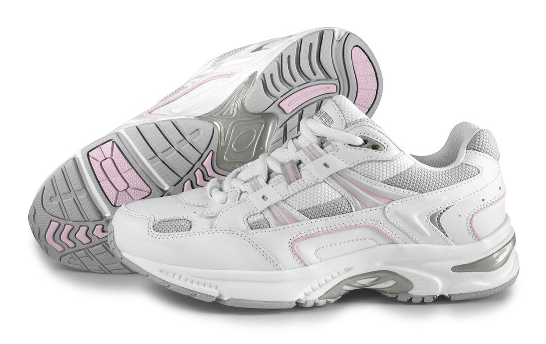 This is Walker by Vionic. A classic walking shoe that will keep your feet happy!