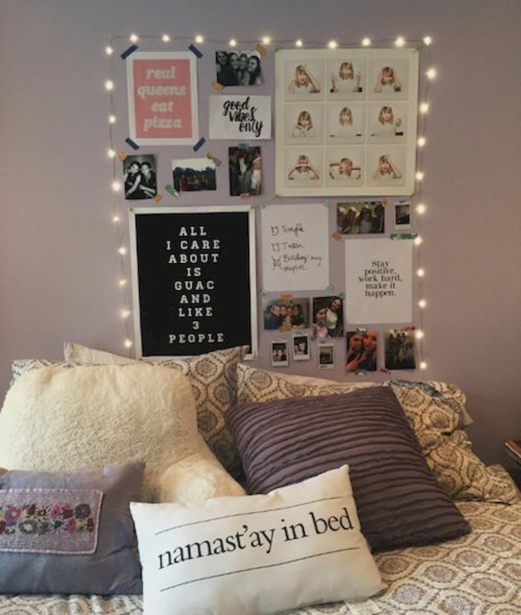 85 Beautiful Cute Diy Dorm Room Decoration Ideas Con Imagenes