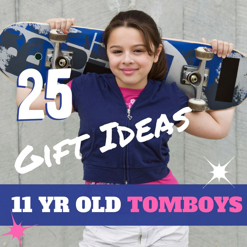 25 Ridiculously Awesome Gift Ideas For 11 Year Old Tomboys Tween Girl Gifts 11 Year Old Christmas Gifts Tween Gifts