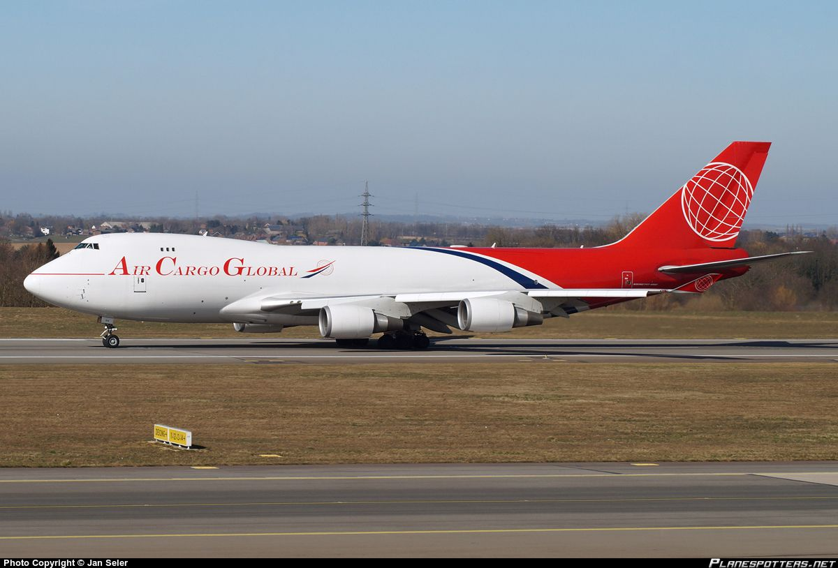 OMACA ACG Air Cargo Global Boeing 747481F