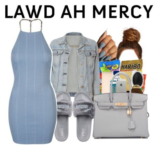 """""""1/8/2017 8:15 PM"""" by kaydabae4life ❤ liked on Polyvore featuring rag & bone, Hermès, Puma and Topshop"""