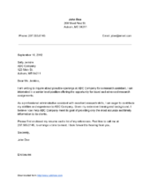 4 ways to write a successful cover letter with sample letters writing a successful cover