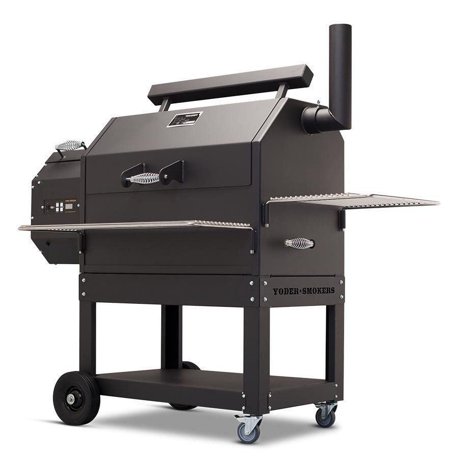 Yoder Smokers Ys640 Pellet Grill In 2019 Out Door Living