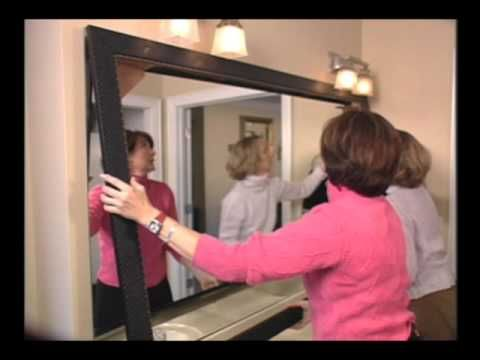Cant Wait To Spice Up Our Big Master Bath Mirror